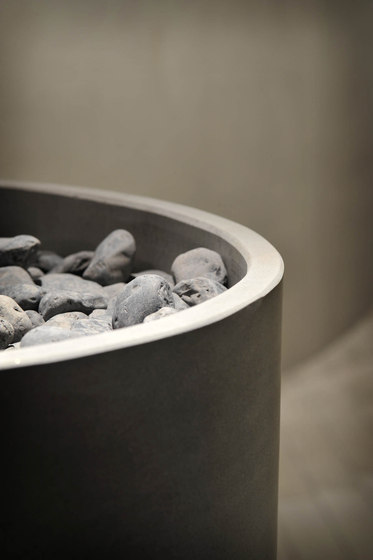 Glypho de Il Casone | Pots de fleurs