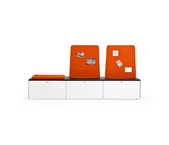Partita by Koleksiyon Furniture | Cabinets