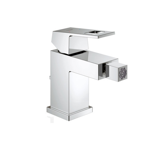 "Eurocube Single-lever bidet mixer 1/2"" by GROHE | Bidet taps"