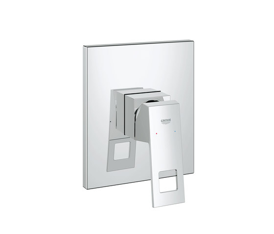 Eurocube Single-lever shower mixer by GROHE | Shower taps / mixers