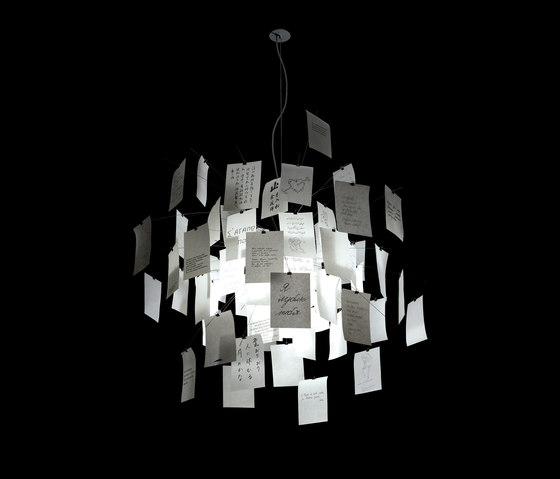 Zettel'z 5 by Ingo Maurer | General lighting