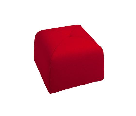 Suri Pouf by Koleksiyon Furniture | Poufs