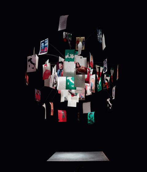 Zettel'z Viva Italia by Ingo Maurer | General lighting