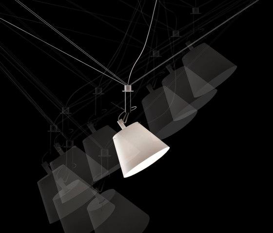 Da + Dort de Ingo Maurer | Iluminación general
