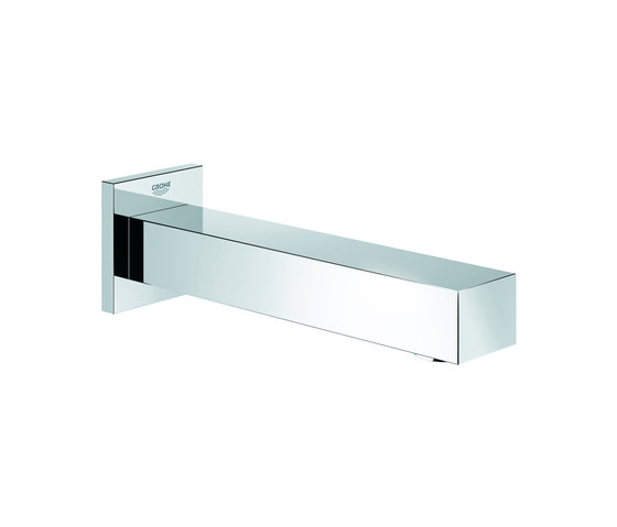 Eurocube Bath spout by GROHE | Bath taps