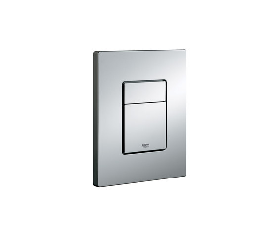 Eurocube Skate Cosmopolitan Wall plate by GROHE | Flushes