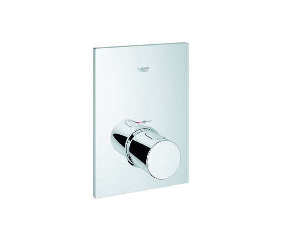 Grohtherm F Thermostatic trim by GROHE | Shower taps / mixers