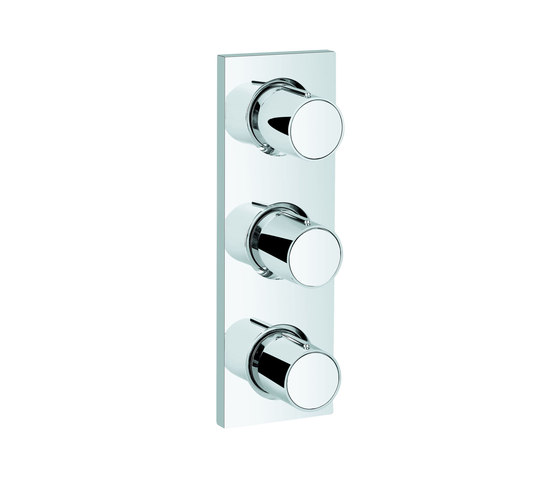 Grohtherm F Triple Volume Control Trim by GROHE | Shower taps / mixers