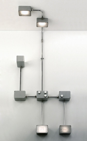 Extra Muros by Omikron Design | Wall lights