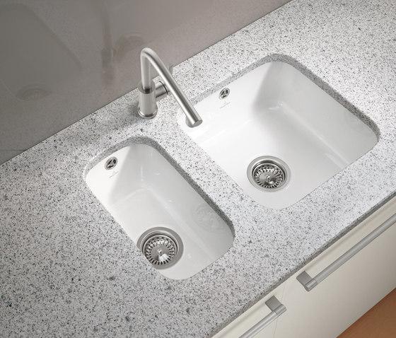 Cisterna 50 I 26 Unterbauspülen von Villeroy & Boch | Küchenspülbecken