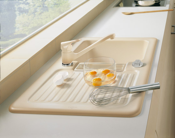 Condor 50 Built-in sinks by Villeroy & Boch | Kitchen sinks