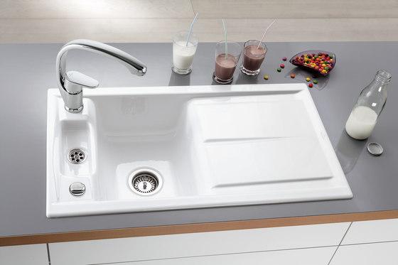 Laola 50 Built-in sinks by Villeroy & Boch | Kitchen sinks