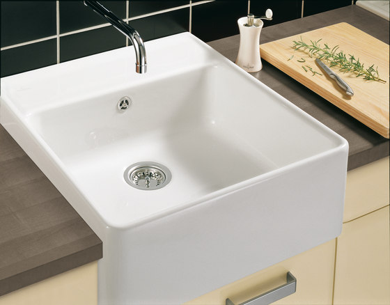Single bowl sinks Modules by Villeroy & Boch | Kitchen sinks