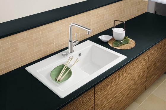 Subway 45 Built-in sinks by Villeroy & Boch | Kitchen sinks