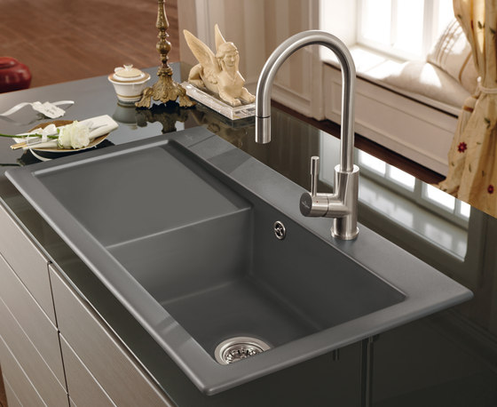 Subway 60 XL Built-in sinks by Villeroy & Boch | Kitchen sinks