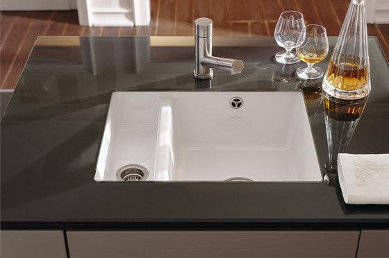 Subway XU Undercounter sinks by Villeroy & Boch | Kitchen sinks