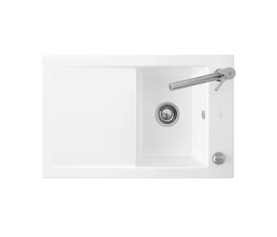Timeline 45 Built-in sinks by Villeroy & Boch   Kitchen sinks