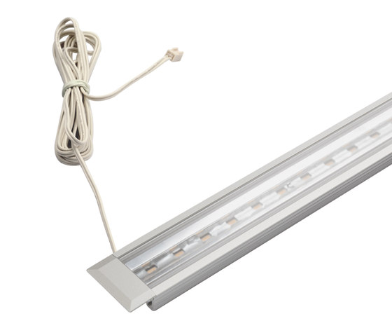 LED IN-Stick - Flat and Powerful Recessed LED Luminaire by Hera | Recessed lights