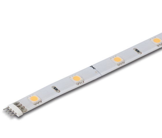 LED Power-Line - Pressure-sensitive, flexible LED strips by Hera | Surface mounted lights