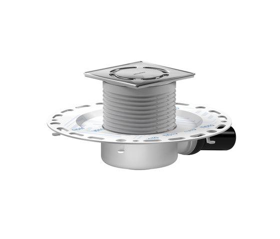TistoPrimus by DALLMER | Plate drains