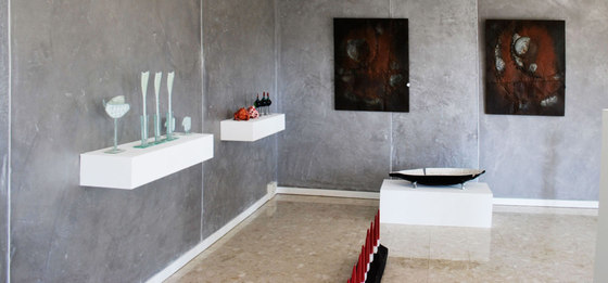 Effect glaze by Stucco Pompeji | Wall coatings