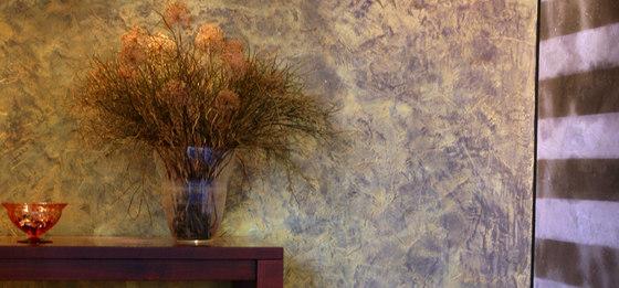 Effect glaze by Stucco Pompeji | Wall coatings