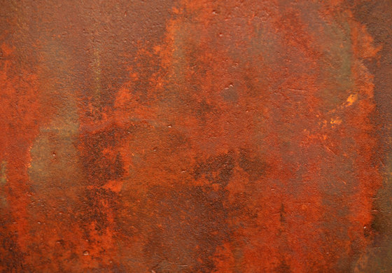 Rust by Stucco Pompeji | Plaster