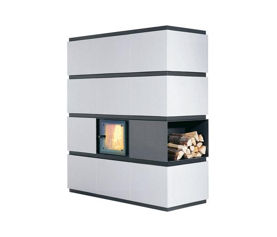 Poli Format by POLI Keramik | Wood burning stoves
