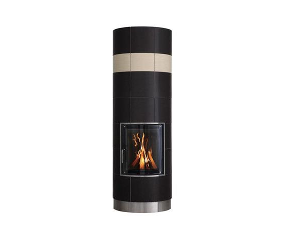 "Poli Solo ""piccolo"" by POLI Keramik | Wood burning stoves"