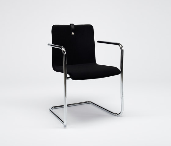 MESAMI 2 by LÖFFLER | Visitors chairs / Side chairs