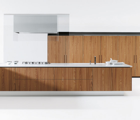 Barna vert. xamer ent. natural by DOCA | Fitted kitchens