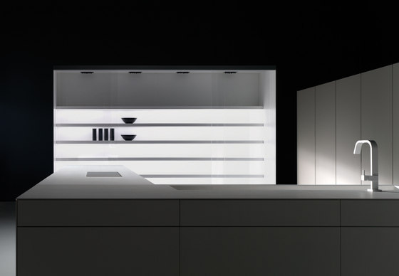 Gum blanco by DOCA | Fitted kitchens