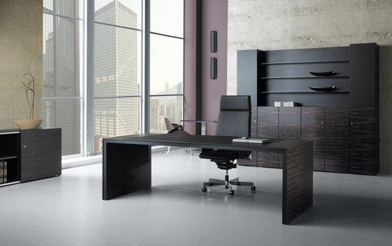 Acuros by Müller Manufaktur | Executive desks