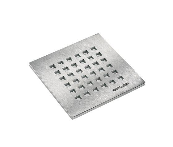 Quadra 120r10 by DALLMER | Plate drains