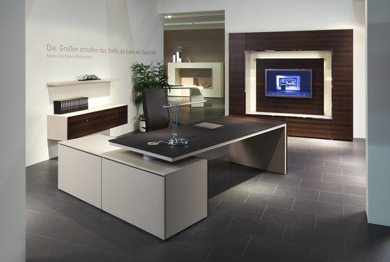 Acuros by Müller Manufaktur | Executive desks