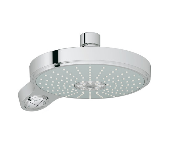 Power & Soul Head shower by GROHE | Shower taps / mixers