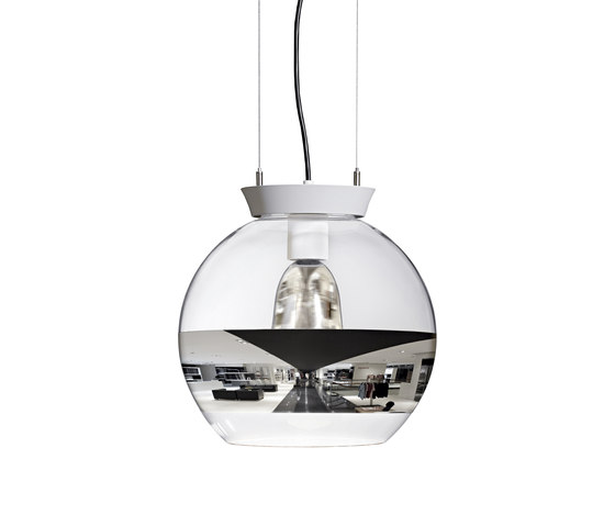 Classic Ball by Ansorg | Pendant lights in plastic