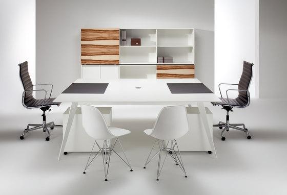 LinieM von Müller Manufaktur | Tischsysteme