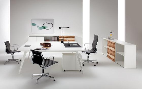LinieM by Müller Manufaktur | Desking systems