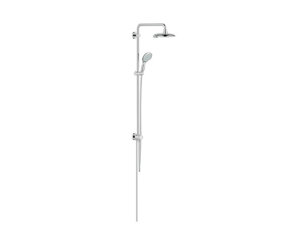Power & Soul Shower system with diverter for wall mounting by GROHE | Shower taps / mixers