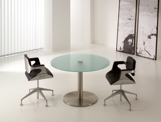 Sethos by Müller Manufaktur | Meeting room tables