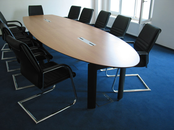 Comm by Müller Manufaktur | Conference tables
