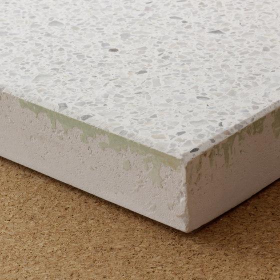 Architectural precast concrete, decorative aggregate by selected by Materials Council | Concrete