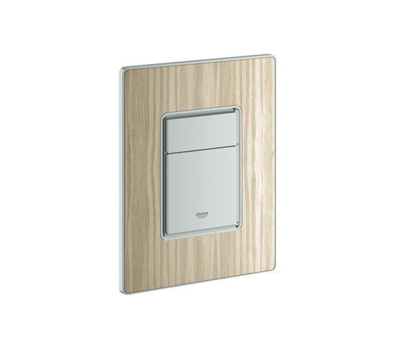 Wall plate by GROHE | Flushes