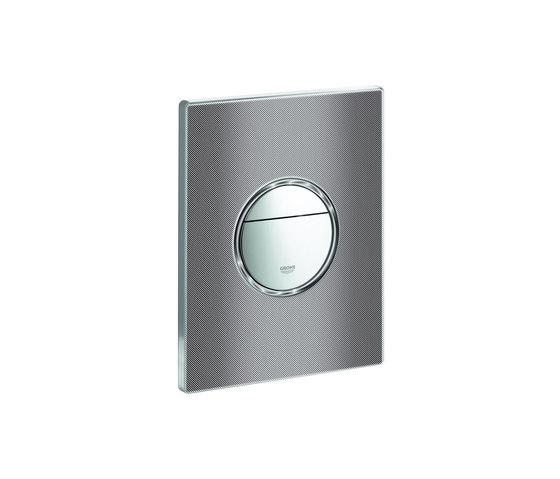 Nova Cosmopolitan Flush plate by GROHE | Flushes