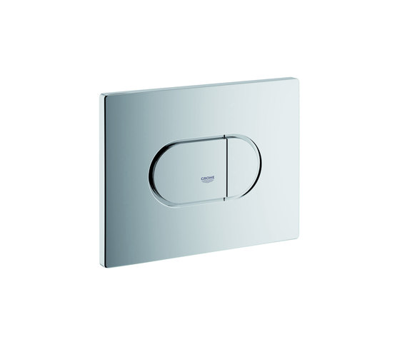 Arena Cosmopolitan Flush plate by GROHE | Flushes