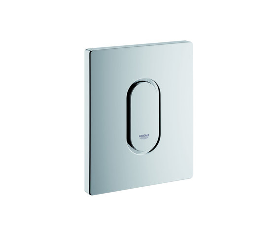 Arena Cosmopolitan Actuation plate by GROHE | Flushes