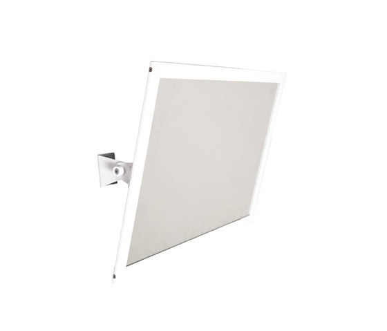 Adjustable mirror by Nordholm | Wall mirrors
