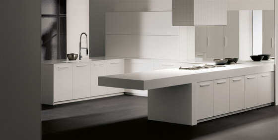Sedamat blanco by DOCA | Fitted kitchens