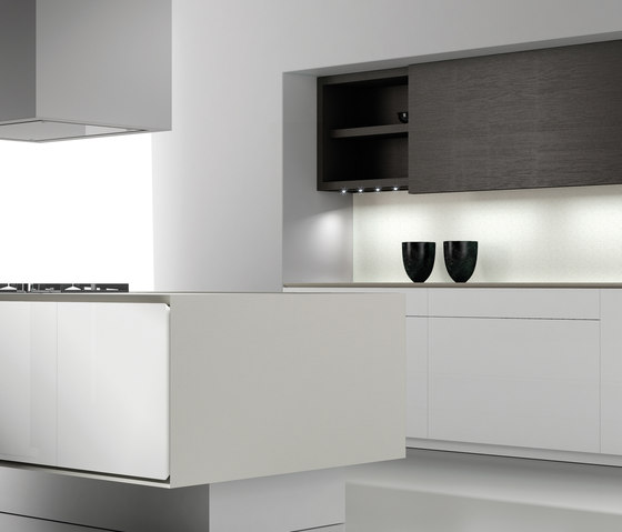 Ecopal blanco parma c-54 by DOCA | Fitted kitchens